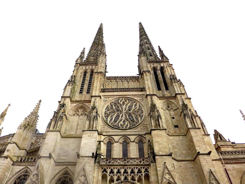 Vista frontale Cattedrale S. Andrea