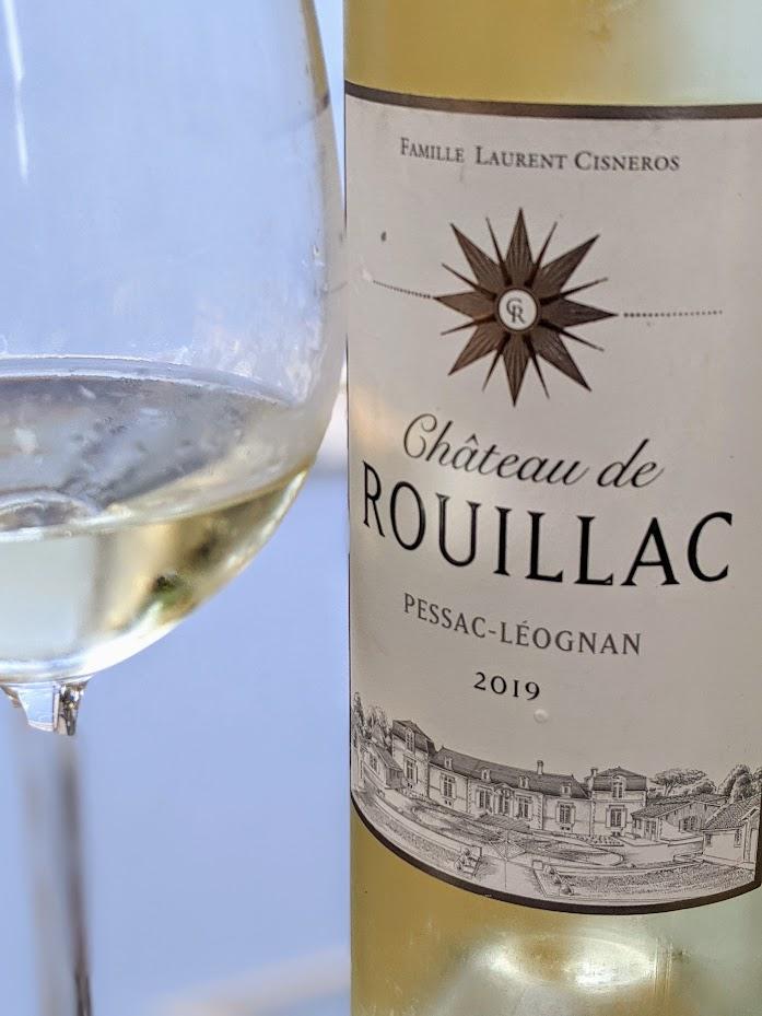 Château de Rouillac Blanc 2019